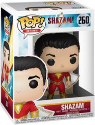 Figura Vinilo Shazam 260