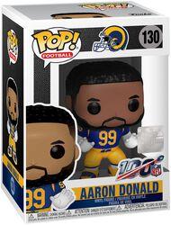 Figura Vinilo Los Angeles Rams - Aaron Donald 130