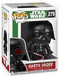 Figura Vinilo Holiday Darth Vader (posible Chase) 279