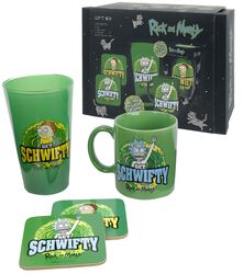 Get Schwifty - Caja Regalo