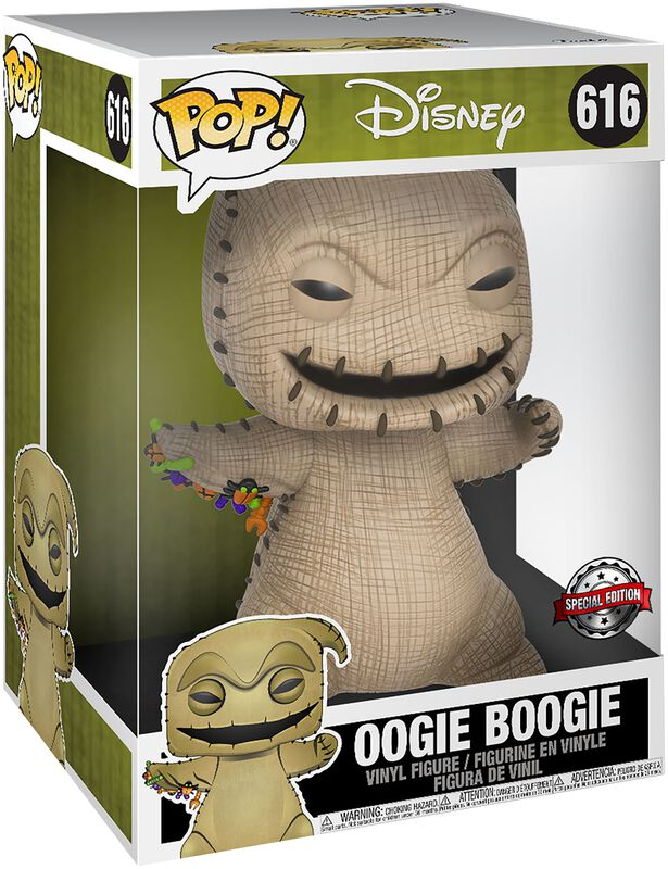Figura Vinilo Oogie Boogie (Life Size) 616