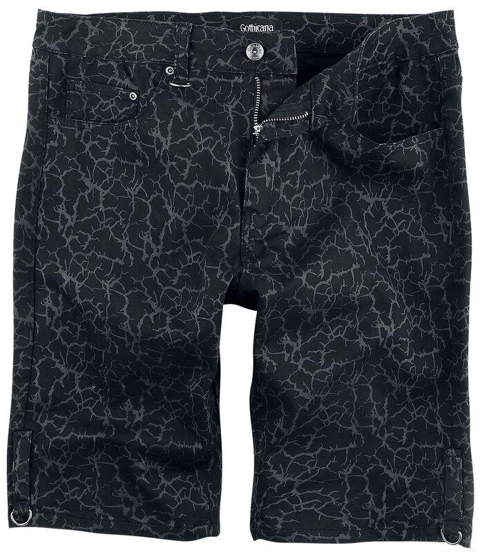 Black Lightning Shorts