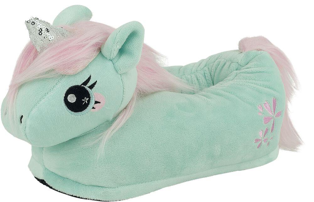 Zapatillas infantiles Jade Unicorn