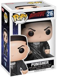 Figura Vinilo Punisher Bobble-Head (posible Chase ) 216