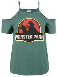 El Monstruo de las Galletas - Monster Park