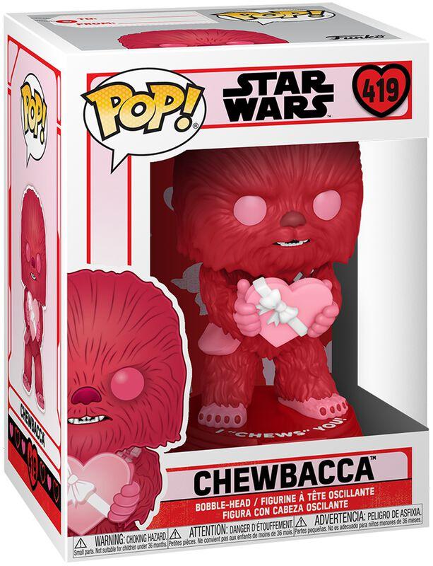 Figura vinilo Chewbacca 419