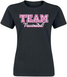 Team Vaccinated!