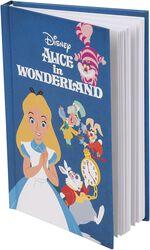 Cuaderno de bolsillo Alice