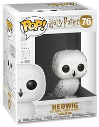 Figura Vinilo Hedwig 76