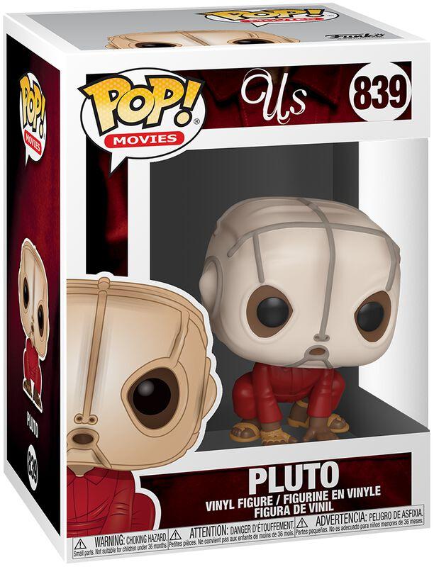 Figura vinilo Us - Pluto (posible Chase) 839