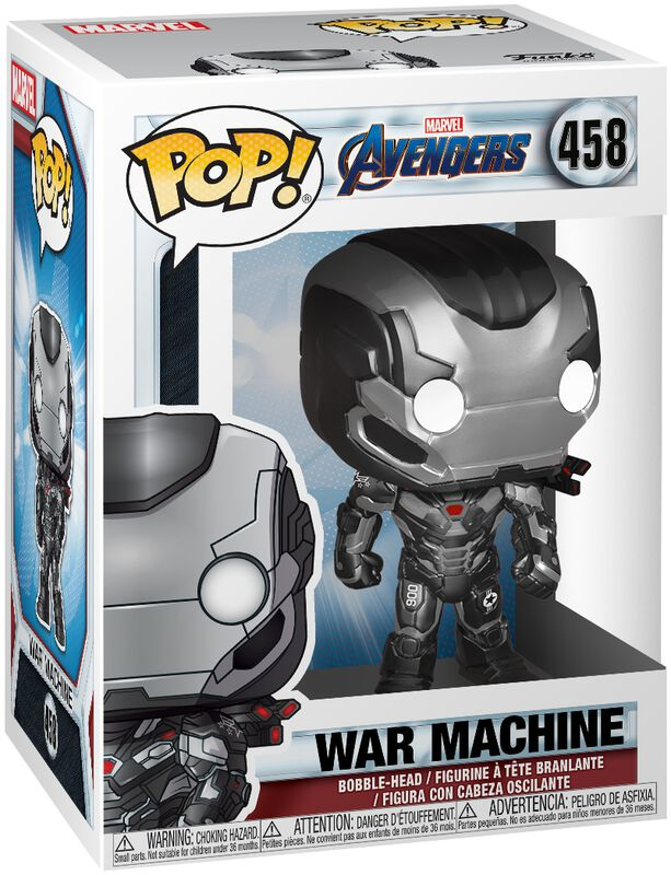 Endgame - War Machine Vinyl Figure 458