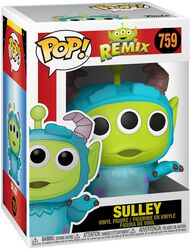 Figura vinilo Alien Remix - Sulley 759