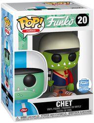 Fantastik Plastik Figura Vinilo Chet (Funko Shop Europe) 20