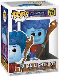 Figura Vinilo Ian Lightfoot 721