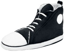 Zapatillas de casa Negras