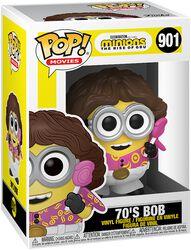 2 - Figura Vinilo 70s Bob 901