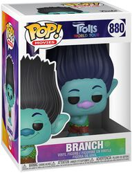 Figura Vinilo World Tour - Branch (posible Chase) 880