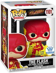 The Flash (Glow in the Dark) (Funko Shop Europe) Vinyl Figure 1101