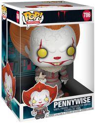 Figura vinilo Pennywise With Boat (Jumbo Pop!) 786