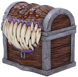 Mimic Dice Box