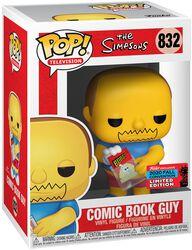 Figura vinilo NYCC 2020 - Comic Book Guy 832