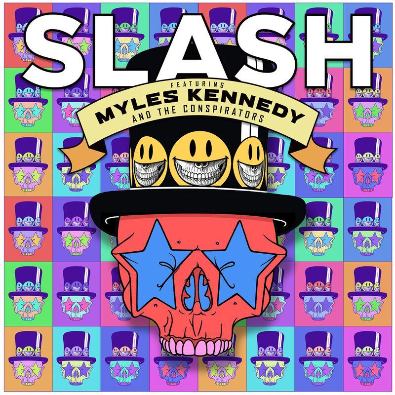 Slash Feat. Myles Kennedy & The Conspirators Living the dream