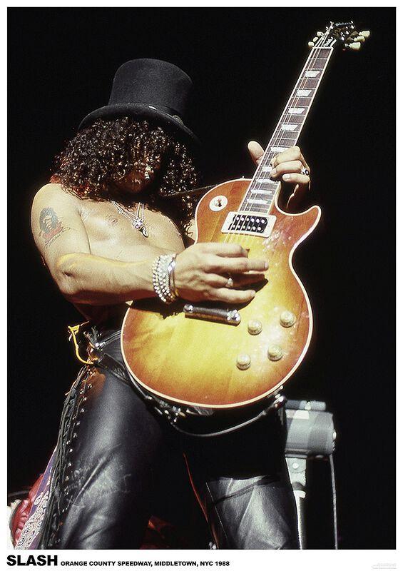 Slash NYC 1988