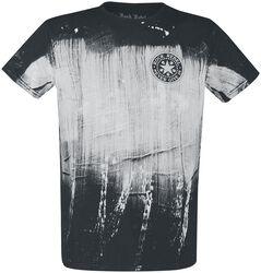 Camiseta con parche