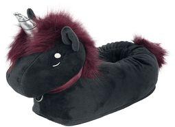 Corimori - Zapatillas de casa Ruby Punk Unicorn