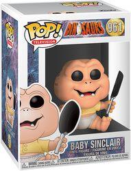 Figura Vinilo Baby Sinclair 961