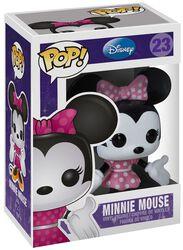Figura Vinilo Minnie Mouse 23