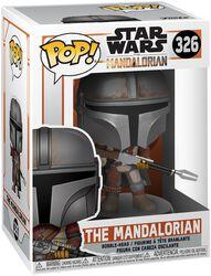 Figura Vinilo The Mandalorian  - 326