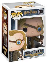 Figura Vinilo Mad-Eye Moody 38