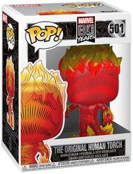 Figura Vinilo 80th - The Original Human Torch 501