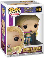Britney Spears  Figura Vinilo Slave 4 U 98