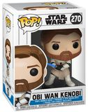 Figura Vinilo Clone Wars - Obi Wan Kenobi 270