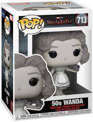 Figura vinilo 50s Wanda (B&W) 713
