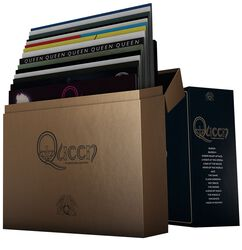 Complete StudioAlbum LP-Collection
