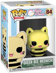 Figura vinilo Queen Bee Meowchi 84