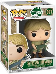 Figura Vinilo Steve Irwin (posible Chase) 921