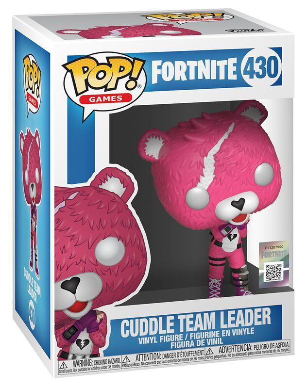 Figura vinilo Cuddle Team Leader 430