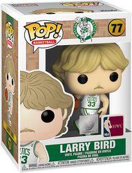 Boston Celtics - Figura Vinilo Larry Bird 77