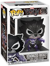 Figura Vinilo Venomized Rocket 515