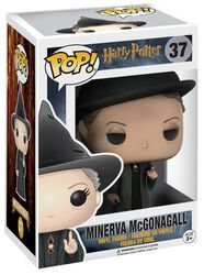 Figura Vinilo Minerva McGonagall 37
