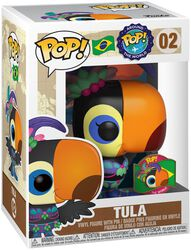 Around the World - Figura Vinilo Tula (POP and Pin) (Brazil) (Funko Shop Europe) 02