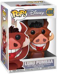 Figura Vinilo Luau Pumbaa 498