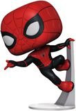 Figura Vinilo Far From Home - Spider-Man (Upgraded Suit) 470