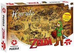 Hyrule Field (500 Piezas)