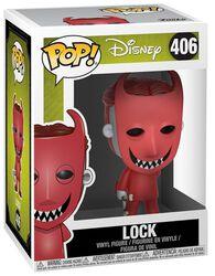 Figura Vinilo Lock 406