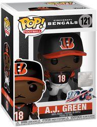Figura Vinilo Cincinnati Bengals - A. J. Green 121